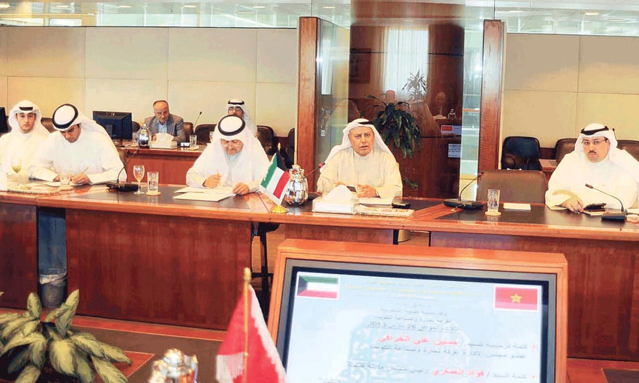 دول الخليج استثمرت مليار دولار بالمغرب في 2014
