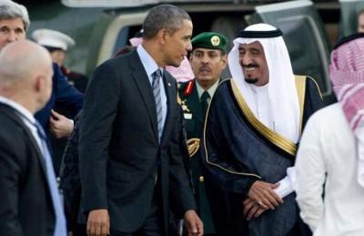 قمة أوباما والملك سلمان تناقش اليمن وتنظيم الدولة