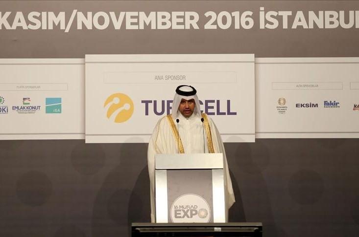 قطر تسعى لتعزيز علاقات تركيا التجارية مع دول الخليج