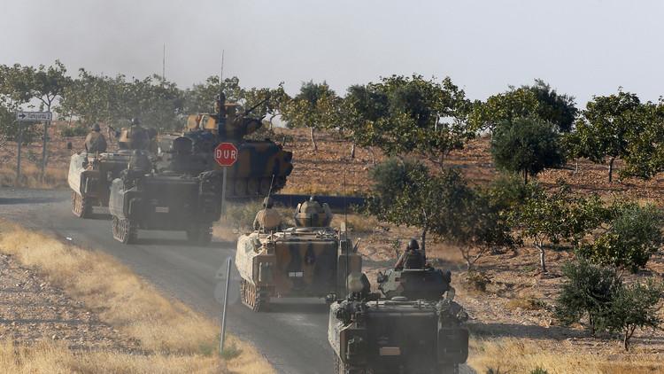 انتكاسة لدرع الفرات على تخوم الباب ومقتل 16 جنديا تركيا خلال 24 ساعة