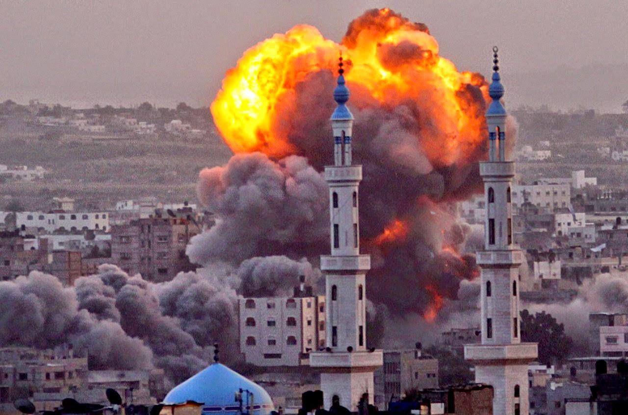 لجنة التحقيق في العدوان الإسرائيلي تصل غزة
