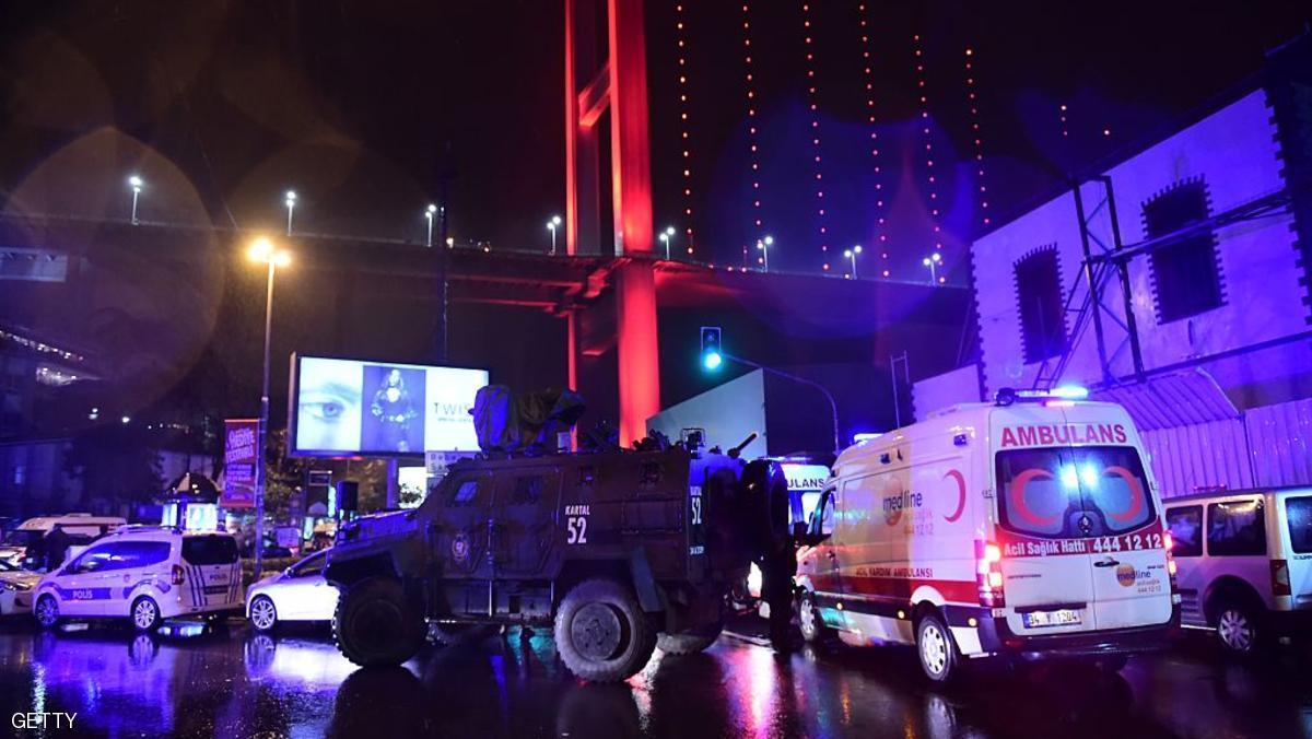 السفير الأمريكي بأنقرة ينفي علم بلاده مسبقاً باعتداء إسطنبول الإرهابي