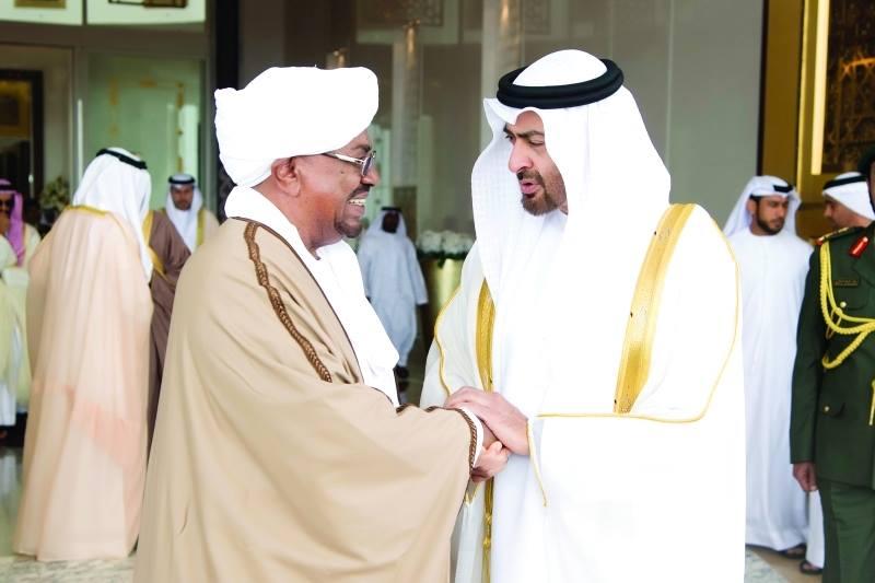 الإمارات وراء رفع السودان من