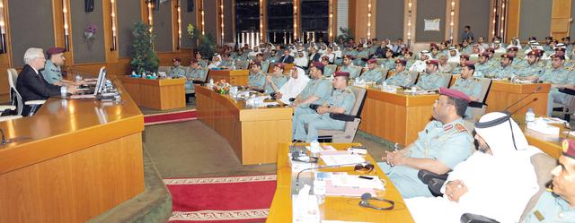 شرطة أبوظبي تنظم الملتقى الخامس للمعرفة