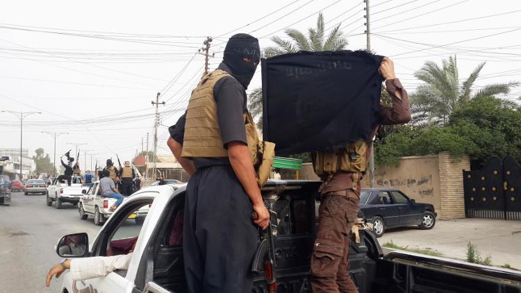 CIA: عدد مسلحي داعش في سوريا والعراق يبلغ نحو 22 ألفا