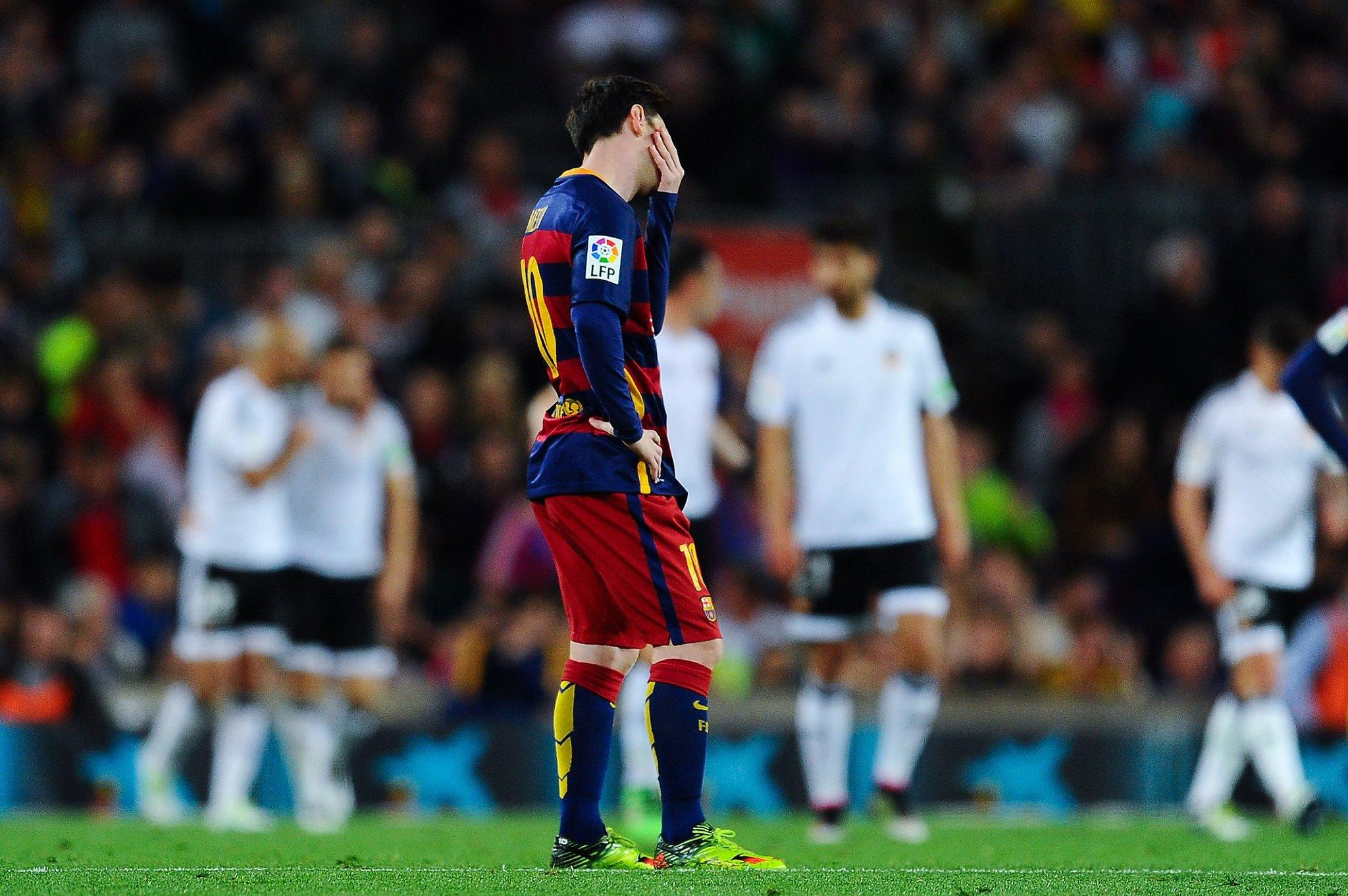 برشلونة المصدوم يتساوى مع اتليتيكو بعد هزيمة جديدة
