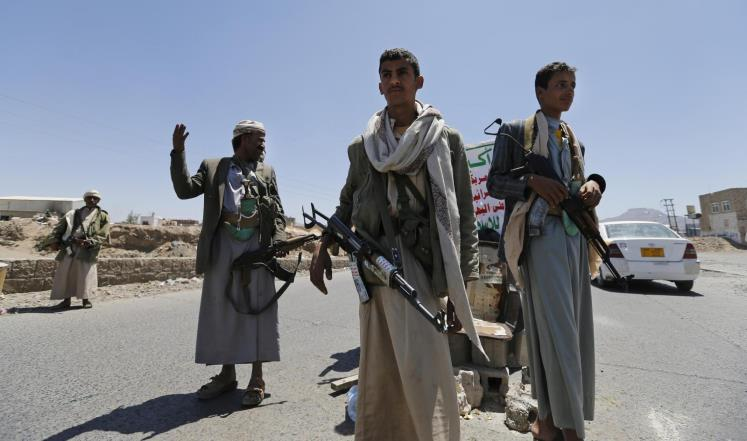 الحوثيون يقتحمون مدينة تعز وسط اليمن