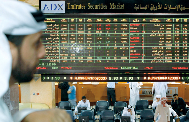 محللون يعترفون بانخفاض أسواق الأسهم جراء الأزمة الخليجية