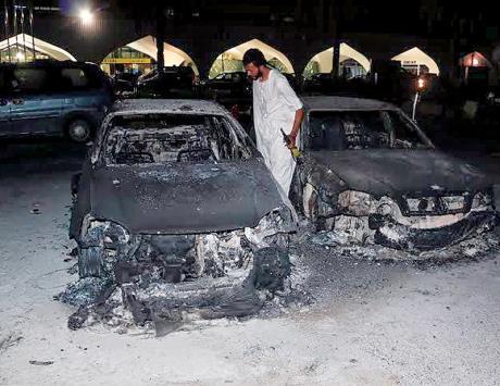 الحكومة الليبية تلوح بطلب التدخل الدولي لمواجهة الميليشيات