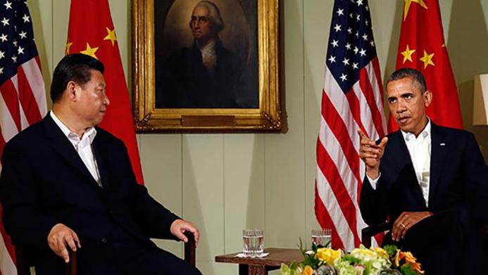بكين وواشنطن تتبادلان الاتهامات بالاستفزاز في بحر الصين الجنوبي