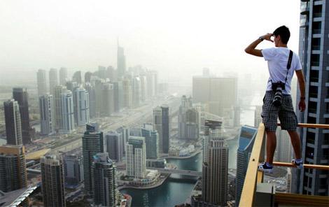 موقع إلكتروني يتيح اكتشاف معالم مدينة دبي عن بُعد