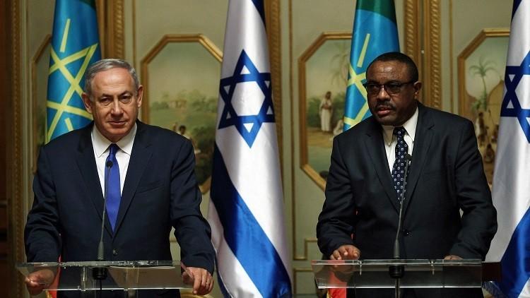 رغم علاقات السيسي به..نتنياهو يدعم إثيوبيا في إدارة مواردها المائية