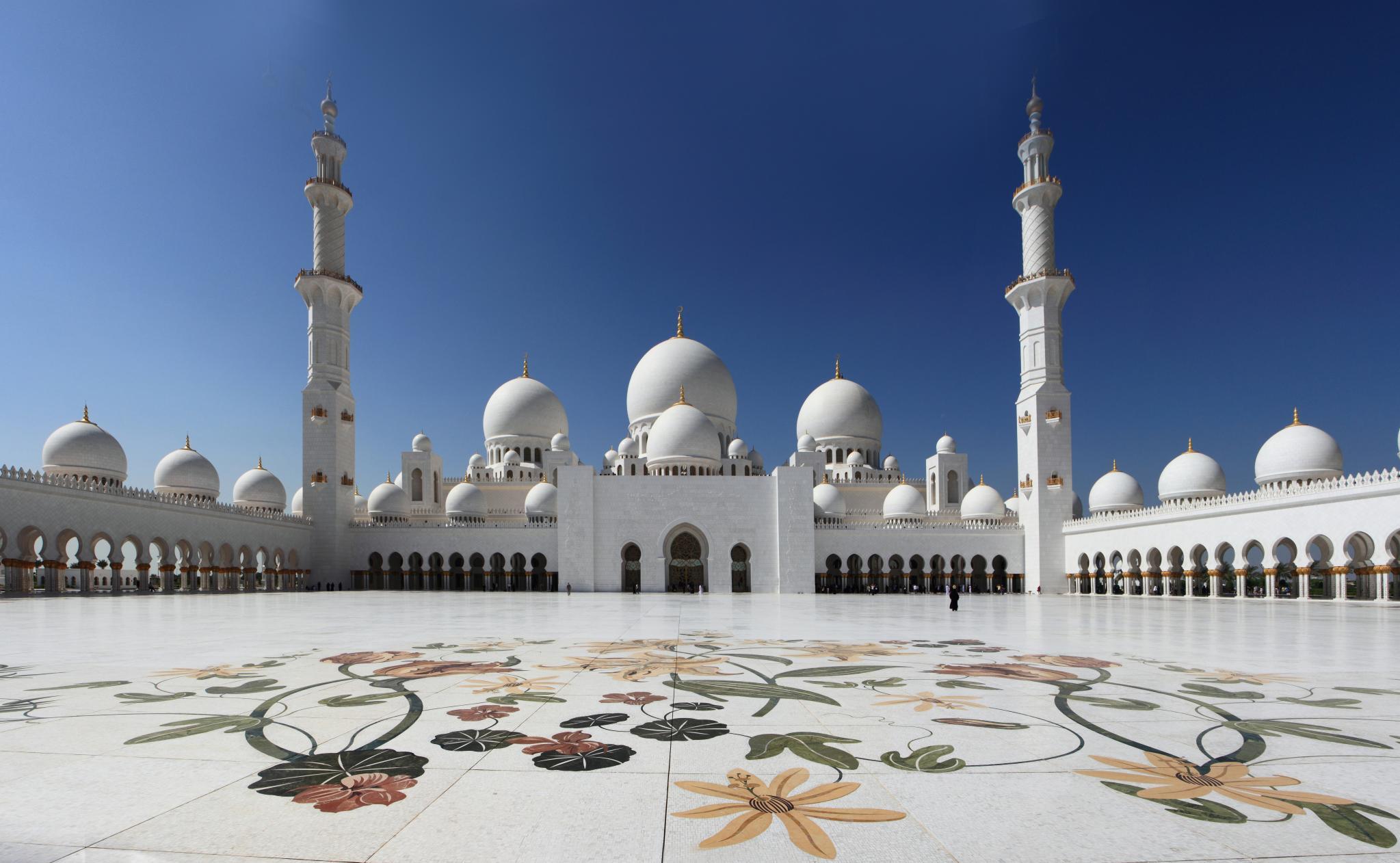 الهيئة الإسلامية والأوقاف تبدأ بصيانة وترميم 116 مسجداً في أبوظبي