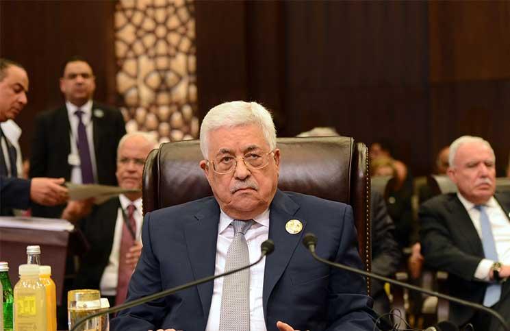 عباس: سنلاحق بريطانيا في المحافل الدولية إذا لم تلغ احتفالات وعد بلفور