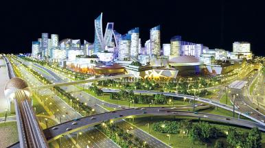 تواصل الاهتمام العالمي بطموحات دبي الاستثمارية