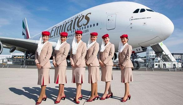 45 % نسبة دخل إمارة دبي من قطاع الطيران