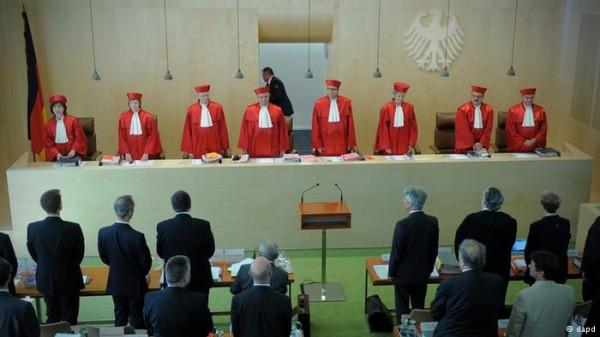 القضاء الألماني يرفض قانون مكافحة الإرهاب لمخالفته الدستور