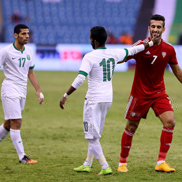المنتخب الوطني يغادر خليجي22 والأخضر السعودي إلى النهائي