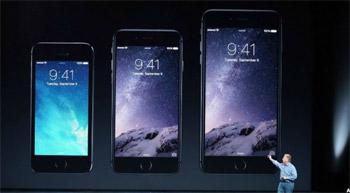 بيع 4 ملايين جهاز من ايفون 6 في 24 ساعة