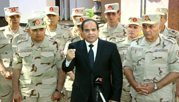 التسريبات تربك الجيش المصري
