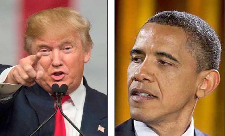 """""""سي آي ايه"""" أبلغت أوباما مسبقاً بأن بوتين سيساعد ترامب"""