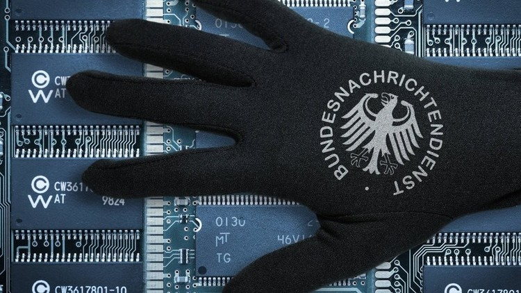 الاستخبارات الألمانية تشدد قبضتها على المواطنين بدون مبررات