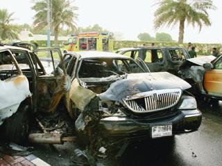 الذكور أكثر تهوراً من الإناث أثناء قيادة السيارات في دبي