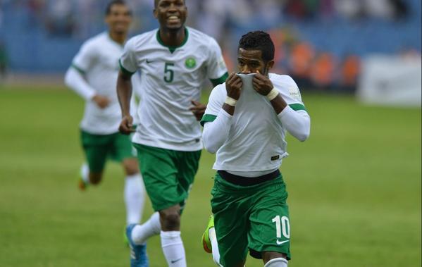 السعودية تفوز على اليمن وتتأهل للمربع الذهبي لبطولة الخليج