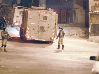 حماس تتوعد الاحتلال بانتفاضة ثالثة والسلطة تندد بإسرائيل