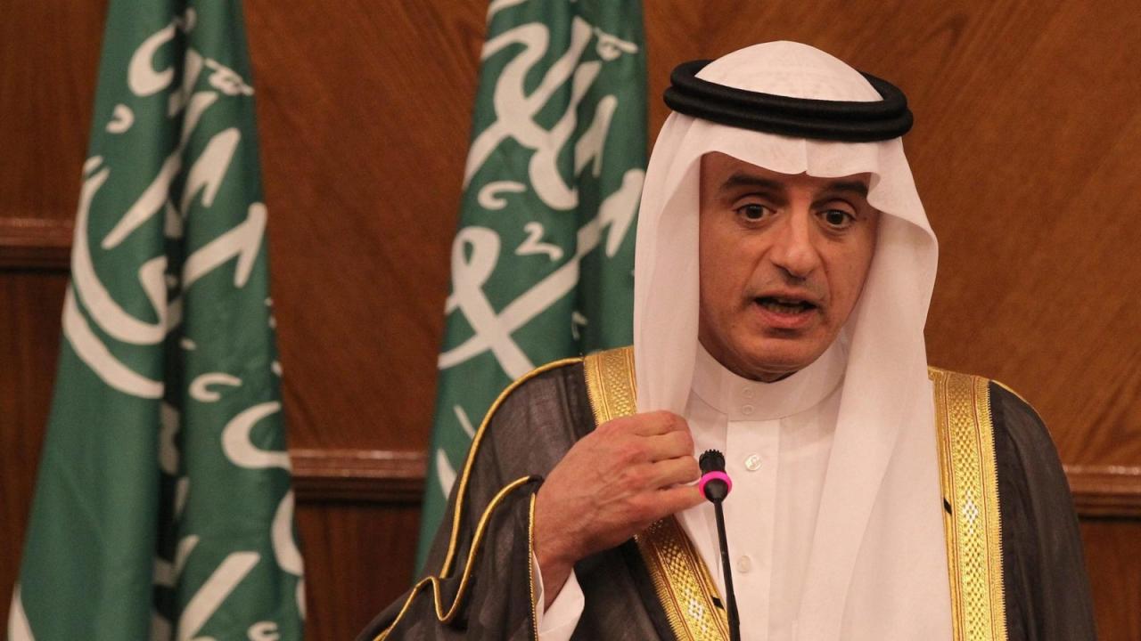 الخارجية السعودية تنفي تصريحات نسبت للجبير حول بقاء الأسد