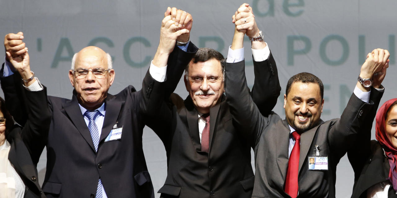 استقالة 4 وزراء من حكومة الوفاق الليبية