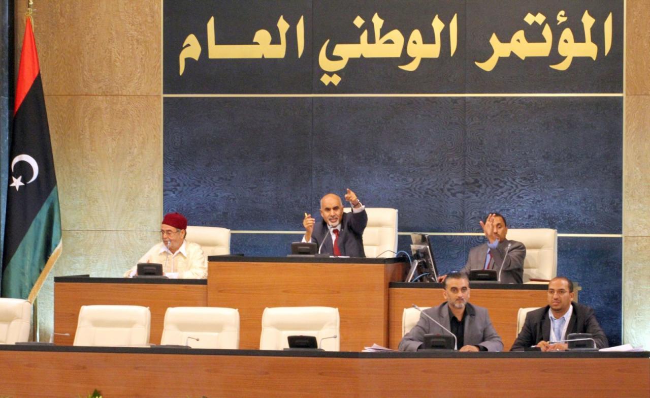حكومة طرابلس تتجه لرفض اتفاق مع حكومة طبرق كونه يمنح حفتر حصانة