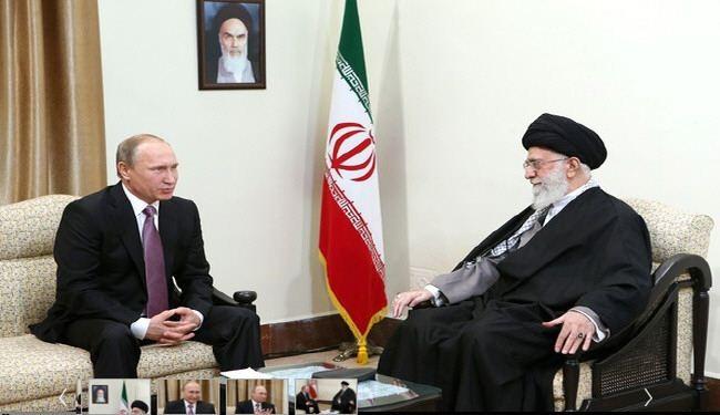 موسكو وطهران تعدان خطة تعاون استراتيجي لمدة 5 سنوات
