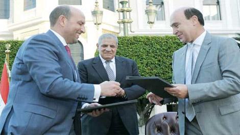 مصر: اختيار الشركة الإماراتية لحفر قناة السويس تم على أساس الكفاءة