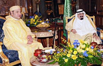 مباحثات سعودية مغربية لتدارس أوضاع الأراضي الفلسطينية