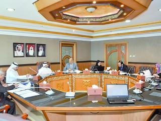 لجنة لإعداد قانون الموارد البشرية في عجمان