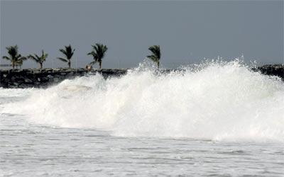 الأرصاد الجوية تحذر من تدني الرؤية وارتياد البحر