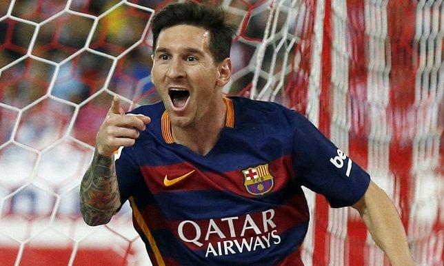الأرجنتيني ميسي على موعد مع رقم قياسي جديد في مواجهة فريقه مع ليفانتي