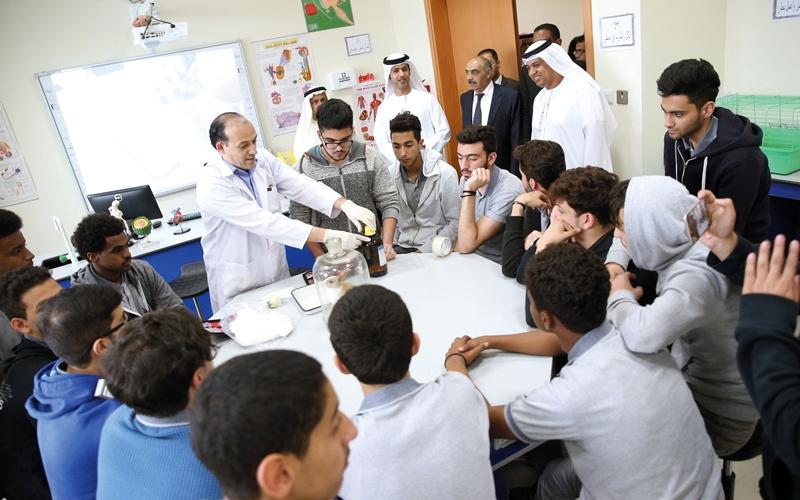 %78 من مدارس أبوظبي الخاصة بين ممتازة ومرضية