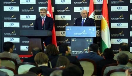 تركيا: اتفاق بغداد وأربيل على النفط استقرار للمنطقة