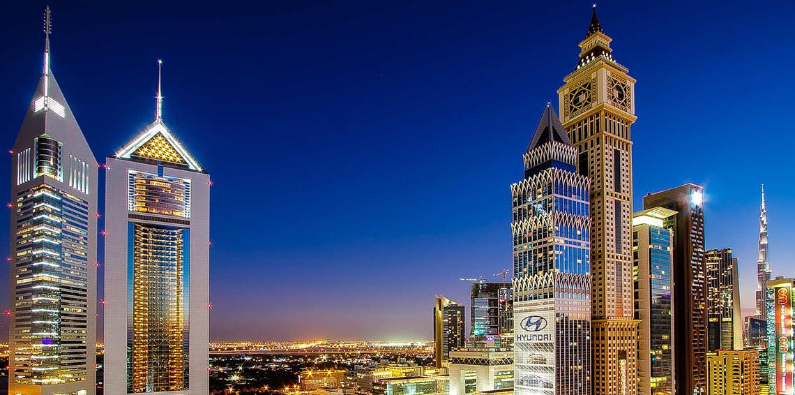 الإمارات تبحث فرض ضرائب على الشركات
