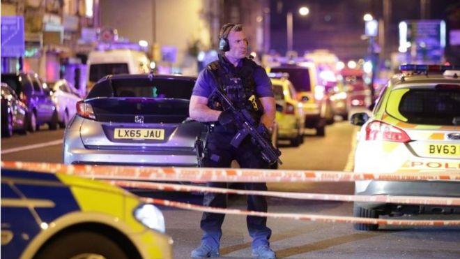 قتلى وجرحى في جريمة دهس استهدفت مسلمين قرب مسجد في لندن