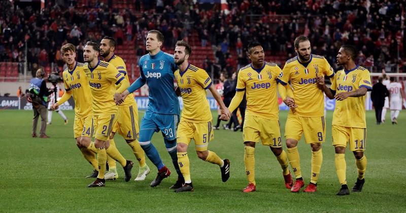 يوفنتوس يتأهل لدور الستة عشر في دوري الأبطال بفوز سهل في اليونان