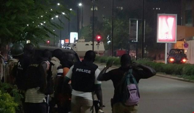 كويتيتان بين قتلى هجوم على مطعم في بوركينا فاسو