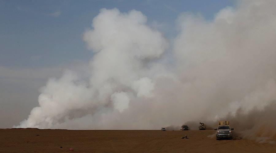 العفو الدولية: التحالف والقوات العراقية قصفا الموصل بالفسفور