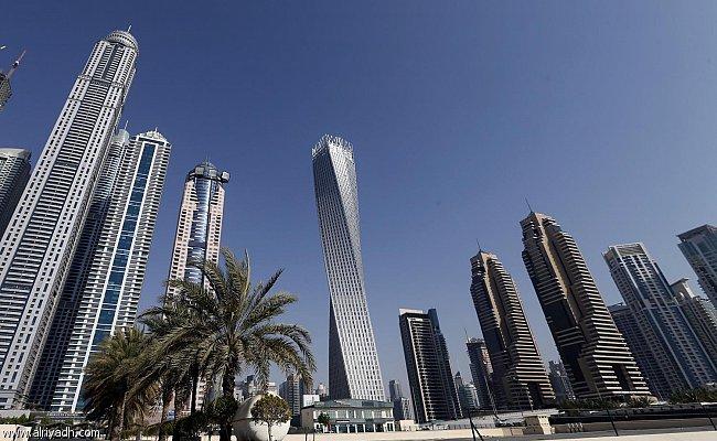 برج كيان بدبي أفضل منشأة معمارية في المنطقة خلال 2014