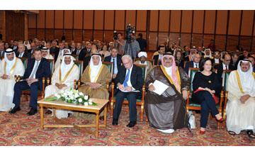 انطلاق أعمال مؤتمر سفراء فلسطين في البحرين
