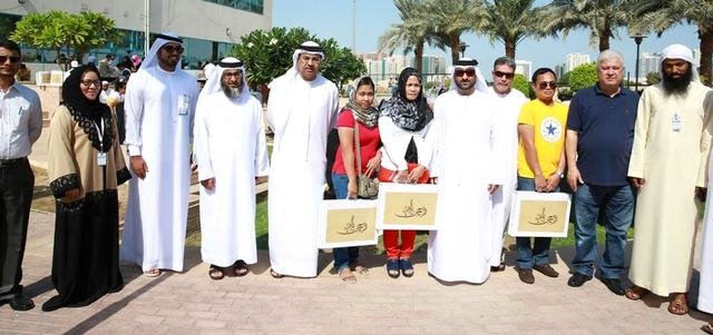 53 سائحاً وسائحة يعتنقون الإسلام في دبي