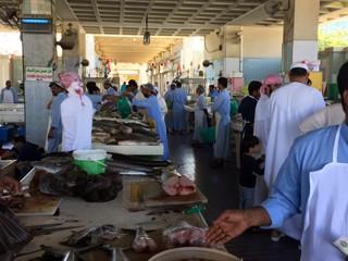 ارتفاع أسعار السمك بالفجيرة