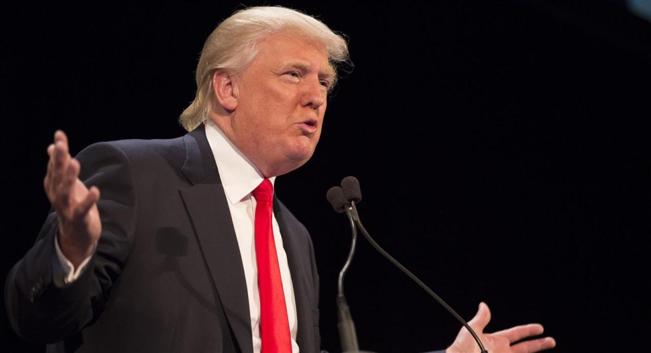 ترامب يدعو إلى إنشاء مناطق آمنة في سوريا بتمويل خليجي